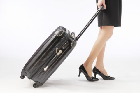 可愛い!付録で見つけた「スーツケースとダブル使いできる、ボストンバッグ」
