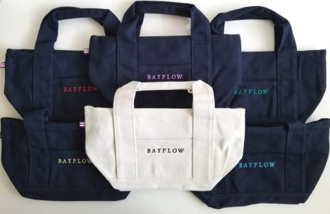 BAYFLOW LOGO TOTE BAG BOOK(ベイフロー ロゴトートバッグブック) 全6色【購入開封レビュー】