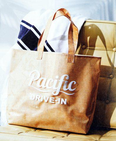 【次号予告】GLOW(グロー)2019年9月号増刊《特別付録》Pacific DRIVE-IN(パシフィックドライブイン) サマーバッグ