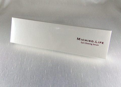 【FUDGE定期購読プレゼント】MICHIKO.LIFE(ミチコドットライフ)アイグロウイングセラム【特別開封レビュー】