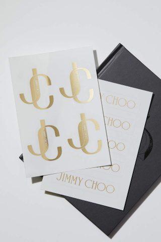 【次号予告】Oggi(オッジ)2019年10月号《特別付録》JIMMY CHOO(ジミーチュウ)のノート&ステッカー