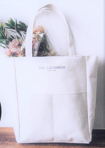 【次号予告】SPRiNG(スプリング)2019年10月号《特別付録》ザ・ランドレス トートバッグ