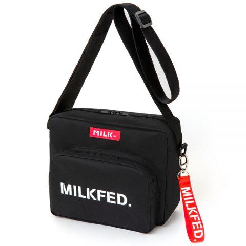 【新刊情報】mini特別編集 MILKFED. (ミルクフェド)SPECIAL BOOK Shoulder Bag発売