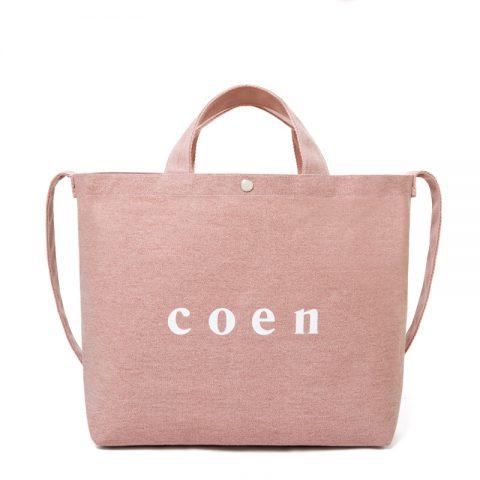 【新刊情報】coen(コーエン)2019 AUTUMN/WINTER COLLECTION BOOK PINK