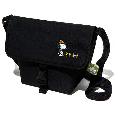【新刊情報】SNOOPY Beagle Scout(スヌーピー ビーグル・スカウト)メッセンジャーバッグ produced by LOGOS(ロゴス)LIMITED BOOK発売