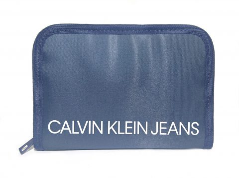 smart(スマート)2020年2月号《特別付録》CALVIN KLEIN JEANS(カルバンクラインジーンズ)ショルダーストラップ付きポーチ【購入開封レビュー】