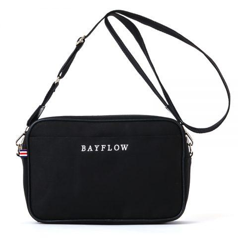 【新刊情報】BAYFLOW(ベイフロー)LOGO SHOULDER BAG BOOK BLACK