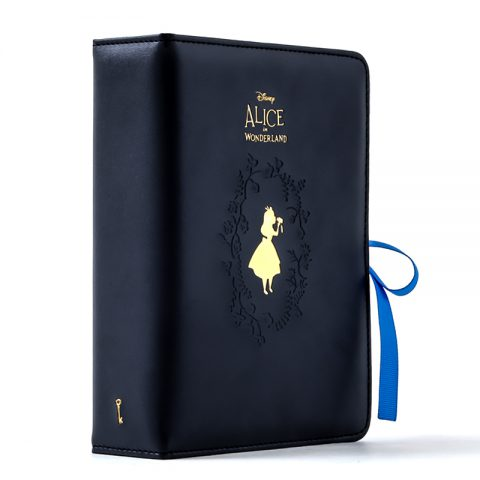 【新刊情報】Disney Alice in Wonderland MULTI POUCH BOOK