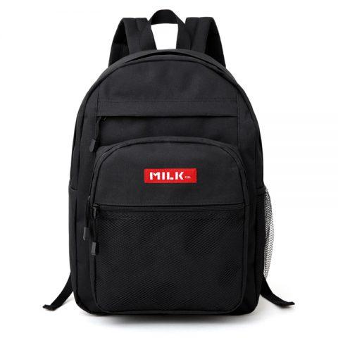 【新刊情報】mini特別編集 MILKFED. (ミルクフェド)SPECIAL BOOK Big Pocket Backpack #RED