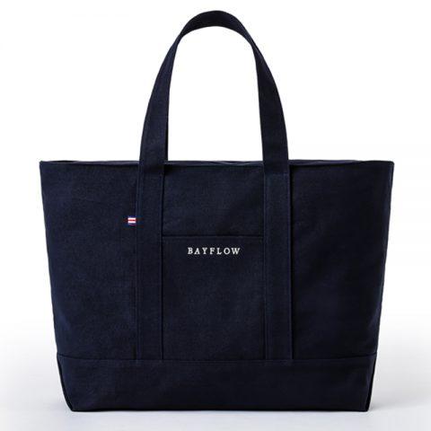 【新刊情報】BAYFLOW(ベイフロー)BIG LOGO TOTE BAG BOOK