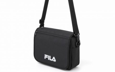 【新刊情報】FILA(フィラ)FLAP SHOULDER BAG BOOK